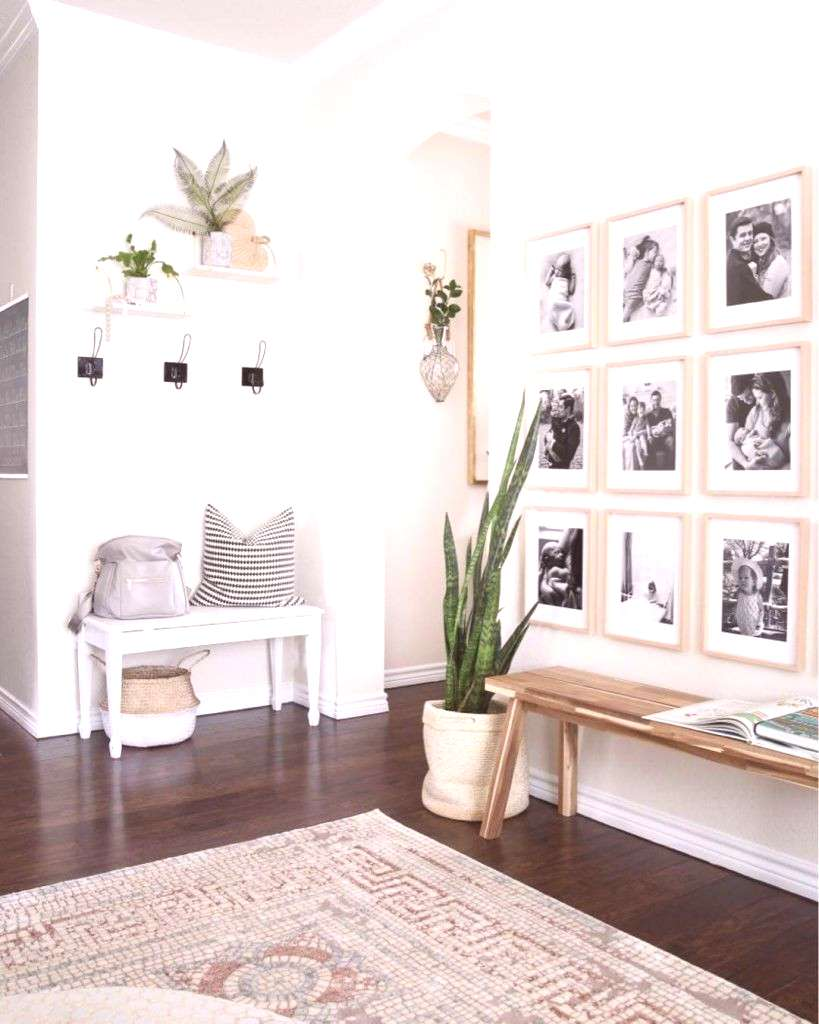 17 Amazing Entryway Wall Decor Ideas to Create Memorable First Impression The entryway is not only