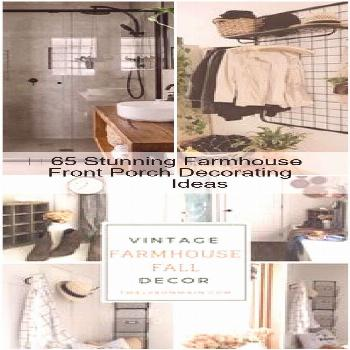 ✓ 65 Stunning Farmhouse Front Porch Decorating Ideas ,  ... ✓ 65 Stunning Farmhouse Front Porch