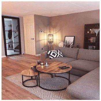 ✔️ 98 Small Living Room Decorating Ideas Enlarge Your Room With Decorating Techniques That Fo..