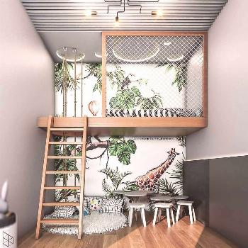 21 Marvelous Loft Bed Ideas That Will Inspire You loft bed decorating ideas are great saving space