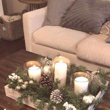 53 Last Minute Rustic Christmas Decorations To Make More Perfect Your Home
