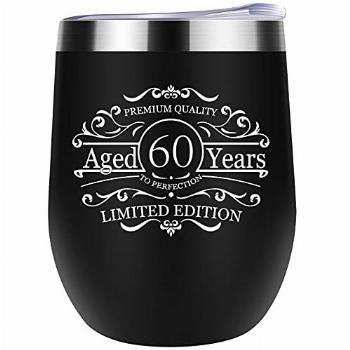 60th Birthday Gifts for Women Men 1961 Vintage Gifts for Mom