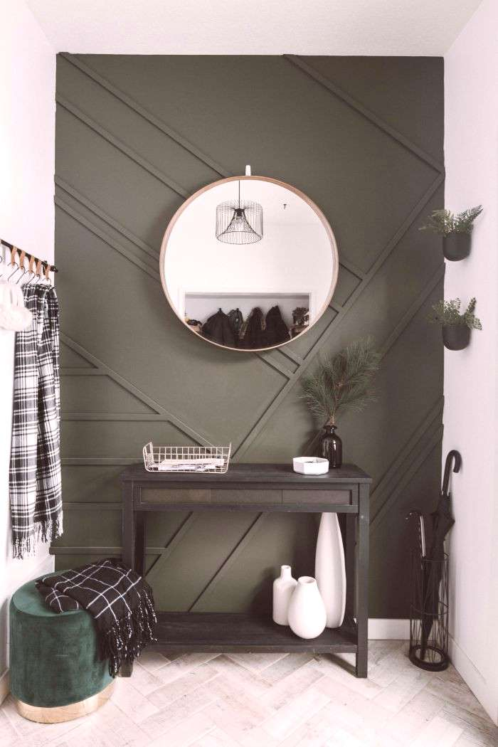 Amazing budget-friendly DIY projects for the modern home. These easy modern home decor ideas can tr