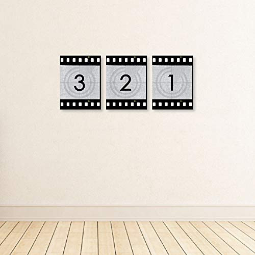 Big Dot of Happiness Movie - Hollywood Film Wall Art and