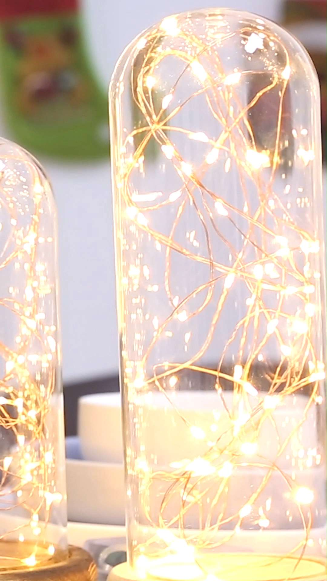DIY Copper Wire Light Ideas Watch the video to find out how to make Copper Wire Light domes! They c
